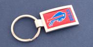 Buffalo Bills Curved Key Chain