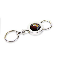 San Diego Chargers Quick Release Valet Keychain