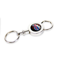 Buffalo Bills Quick Release Valet Keychain