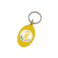 Support our Troops Keychain