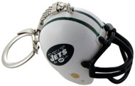 New York Jets Helmet Keychain