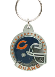 Chicago Bears Pewter Keychain