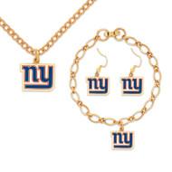 New York Giants Jewelry Gift Set