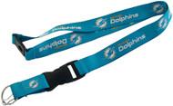Miami Dolphins New Logo Lanyard