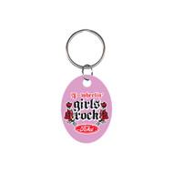 Ford Girls Rock Keychain