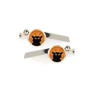 Chat Noir Safety Whistle Keychain