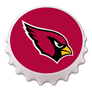 Arizona Cardinals Bottle Cap Magnet Bottle Opener