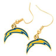 San Diego Chargers Dangle Earrings