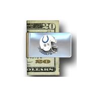 Indianapolis Colts Pewter Emblem Money Clip