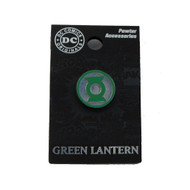 The Green Lantern Color Pewter Lapel Pin