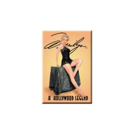 Marilyn Monroe A Hollywood Legend Refrigerator Magnet