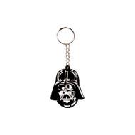 Star Wars Darth Vader Rubber Keychain