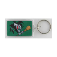 Underdog 'Witchie' Lucite Key Chain