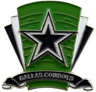 Dallas Cowboys Logo Field Lapel Pin