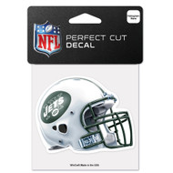 "New York Jets 4""x4"" Helmet Decal"