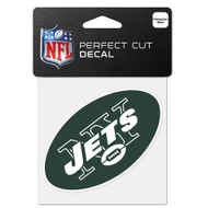 "New York Jets 4""x4"" Team Logo Decal"