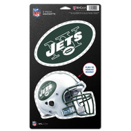 New York Jets Car Magnets 2-Pack