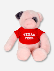 Plush Pig in Tech T-Shirt