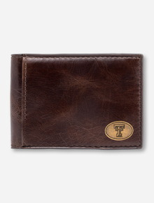 Jack Mason Texas Tech Legacy Flip Bifold Front Pocket Wallet