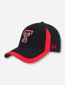 "Under Armour Texas Tech ""Ripstop Sideline"" Adjustable Cap"