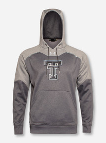 "Under Armour Texas Tech ""Limitless"" Charcoal & Grey Hoodie"