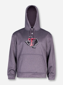 Under Armour Texas Tech Lone Star Pride on Charcoal Hoodie