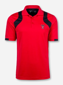 "Antigua Texas Tech ""Fusion"" Polo"