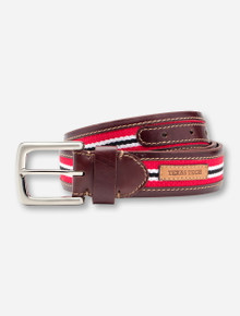 Jack Mason Texas Tech Tailgate Brown Belt