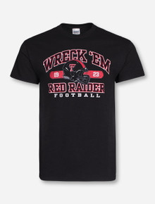 #TheJones Black T-Shirt - Texas Tech