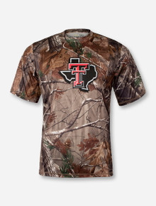 Under Armour Texas Tech Lone Star Pride RealTree Camo T-Shirt