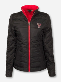 """Under Armour Texas Tech """"Storm Chaser"""" Women's Black Jacket"""