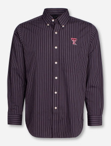 "Antigua Texas Tech ""Achieve"" Dress Shirt"
