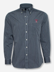 "Antigua Texas Tech ""Republic"" Dress Shirt"
