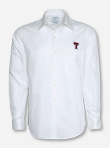 "Antigua Texas Tech ""Stoic""  Dress Shirt"