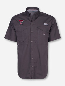 "Texas Tech Columbia ""Bonehead"" Fishing Shirt"