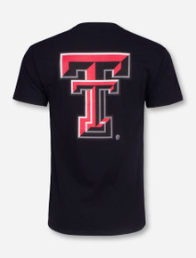 Large Double T T-Shirt - Texas Tech
