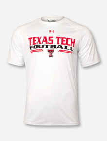 "Under Armour Texas Tech ""Football Sideline"" T-Shirt"