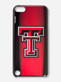 "Keyscaper Texas Tech ""Slim Series"" Double T Red & Black iPod Touch 5 Case"