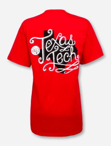 Texas Tech Scribble T-Shirt