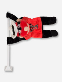Texas Tech Raider Red Car Flag