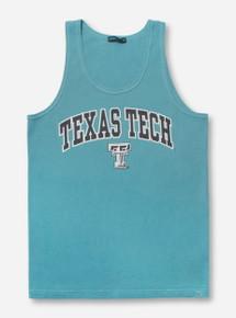 Texas Tech Arch over Double T Tank Top