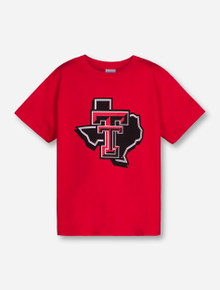 Texas Tech Lone Star Pride on Red YOUTH T-Shirt