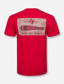 Vintage Come & Take It T-Shirt - Texas Tech