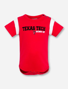 "Garb Texas Tech ""Baby Brady"" INFANT Onesie"