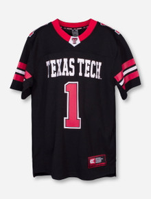 Arena Texas Tech #1 YOUTH Jersey