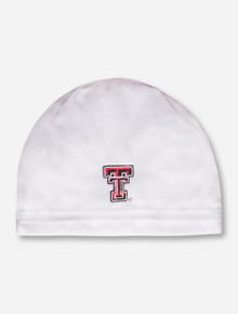 Under Armour Texas Tech Double T on White Beanie