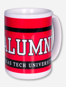 Texas Tech Alumni Red Coffee Mug