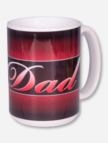 Texas Tech Dad & Double T Red & Black Coffee Mug