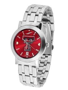 Texas Tech ST AnoChrome Dynasty Men's Watch