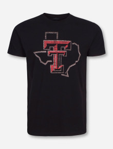 Inside Out Lone Star Pride T-Shirt - Texas Tech